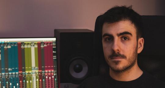 Mixing & Mastering Engineer - Uros Sibinovic