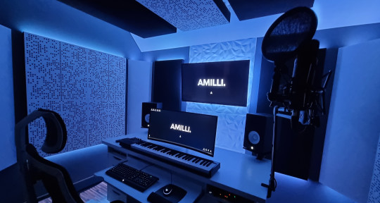 EDM & Hardstyle Ghost Producer - AMILLI Productions