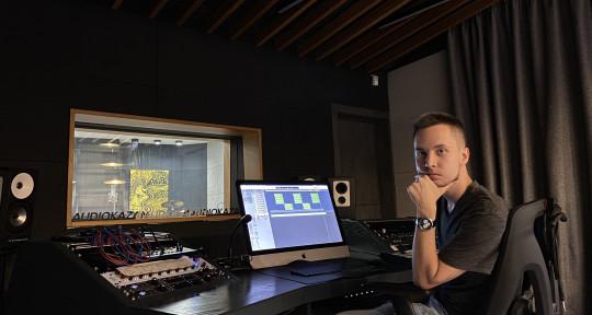 Mixing Engineer | - Nathaniel Wing