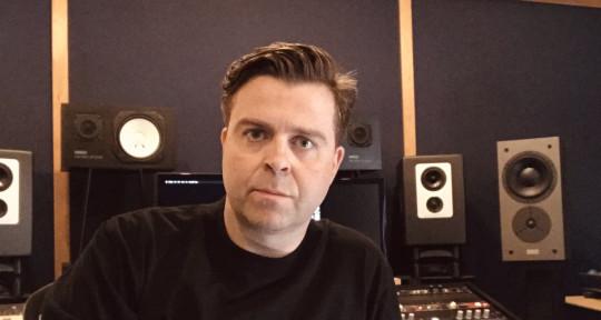 Mastering Engineer - Greg Mindorff