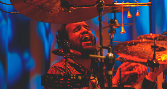 Session Percussionist - Iúri Oliveira