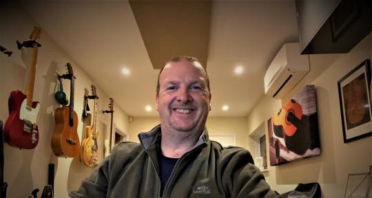 Song Writer & Music Producer - Ian Broughton