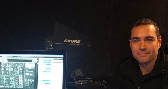 Recording, Mixing, Live Mixing - Andrew Adams