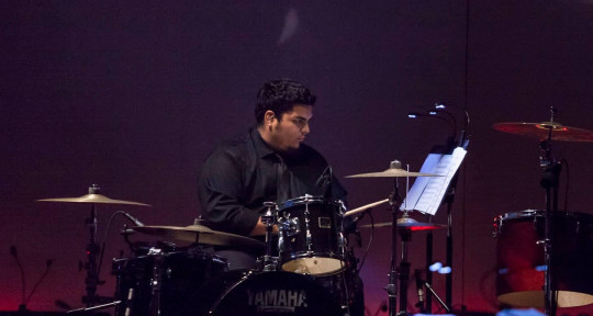 Session Drummer, Remote Drums - David Castro