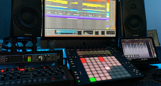 Music producer - LAP Studios