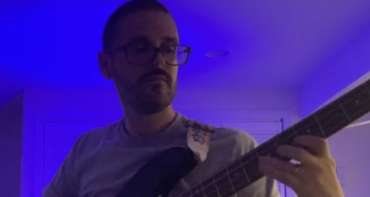 I play that weird big guitar - Mike Rachinsky