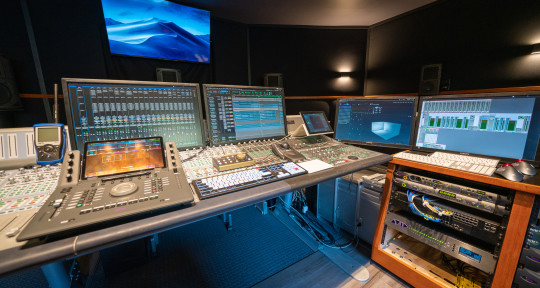 Dolby Atmos Music Studio - Red Road Immersive