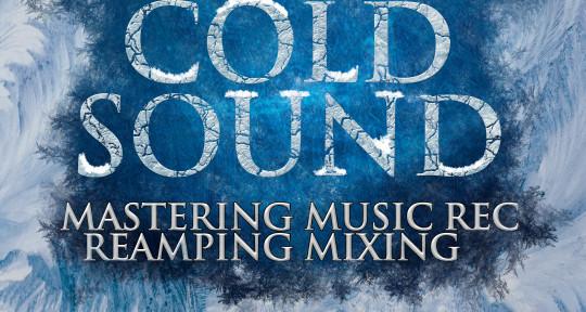 Recording studio - Siberian Cold Sound