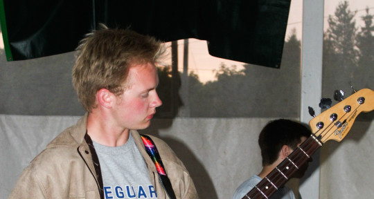 Recording & Mixing - Nick Wyant