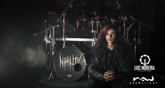 Session Drummer - Luís Moreira