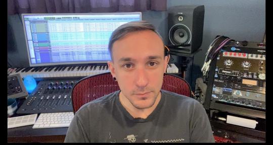 Pop & Rock Mix Engineer - Will Melones