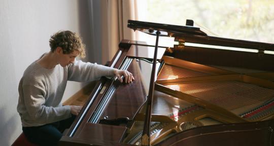 piano · vocal · songwriting  - Ostap Skorokhod