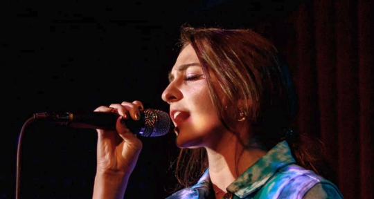 POWERFUL Singer/Songwriter - Sasha Atlas