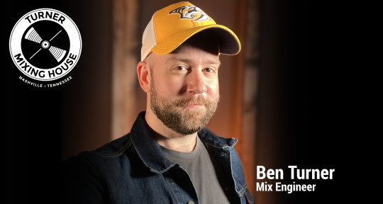 Mixin' for Chicken Pickin' - Ben   Turner Mixing House
