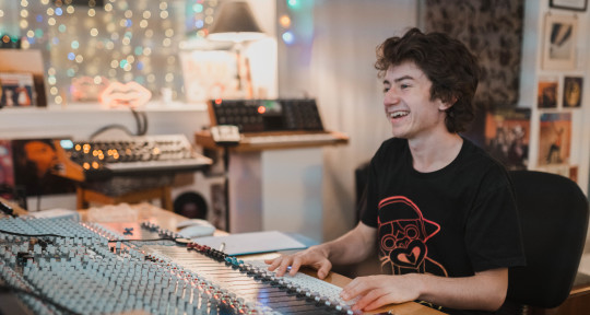 Engineer/Session Musician - Noah Page - Depot Sound