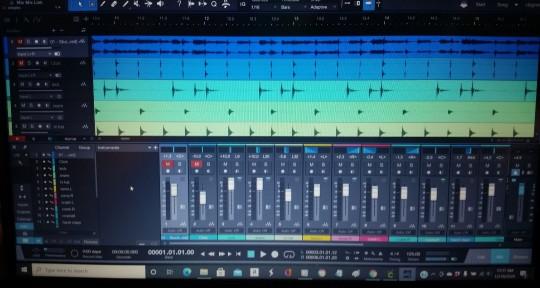 Remote mixing - ratdog studios