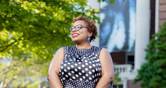 Vocal producer/bgvs - Demetria Earle (Barnes)