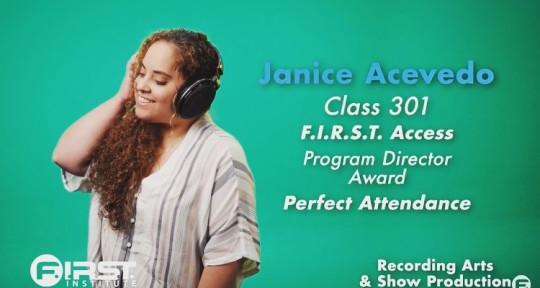 Post, Sound Design, ADR & More - Janice Marie Audio