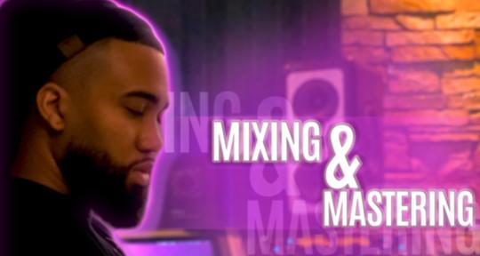 Mixing/Mastering/Recording - Amp727