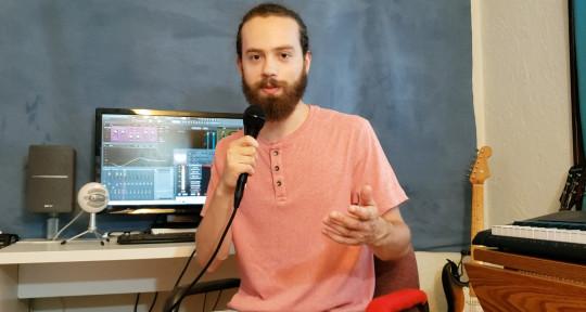 Remote Mixing & Mastering - Marcus VonRuden