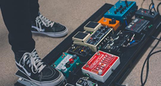 Indie Rock guitar and bass - MAS MACHINA