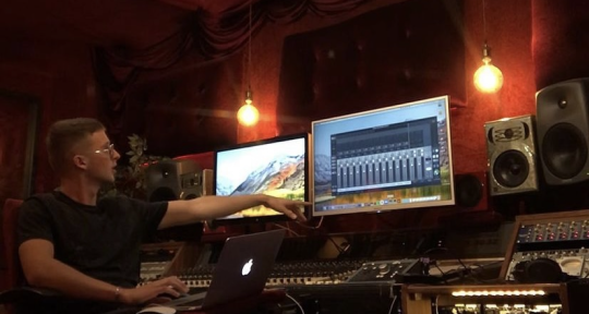 Recording / Mix Engineer  - Miles Jacobs