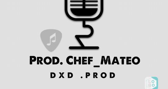 Music Producer, Beatmaker - Chef Mateo