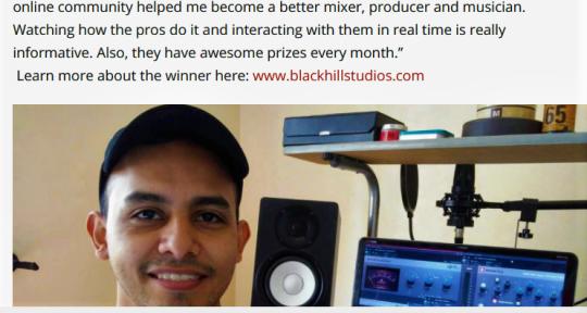 Remote Mixing & Mastering,  - Gilbert Andrade