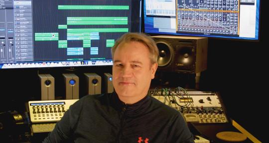 Producer, Arranger, Songwriter - Keith Stuart Moonsound