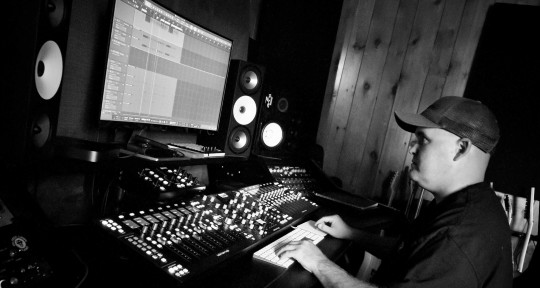 Metal Producer, Remote Mixing - Kyle Johnson