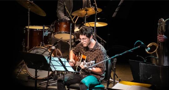 Guitarist, Music Producer - Emiliano Mercuri