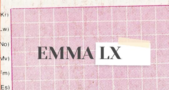 Vocalist_Writer_Vocal Producer - ✧ EMMA LX ✧ (Alessia Labate)