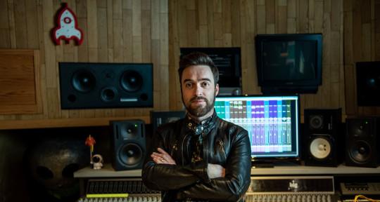 Music Producer - Samuele Cangi