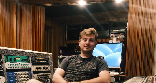Producer, Audio/Mix Engineer - Christian Von Breeden