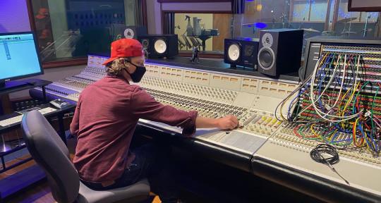 Mixing - Recording - Mastering - Adam Schoeller