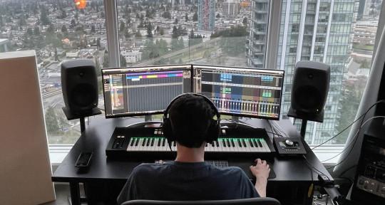 Mixing Engineer & Songwriter - Shea Michael