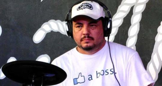 Session Drummer/Percussionist - Gabriel Castaneda