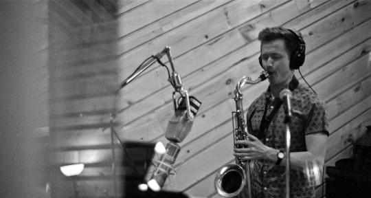 Saxophonist Composer Arranger - Azat Bayazitov