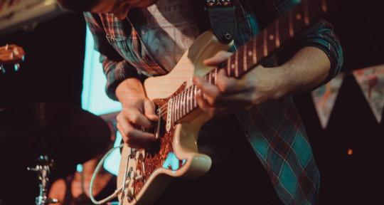 Session Guitarist - Matias Dal Pos(Matt)