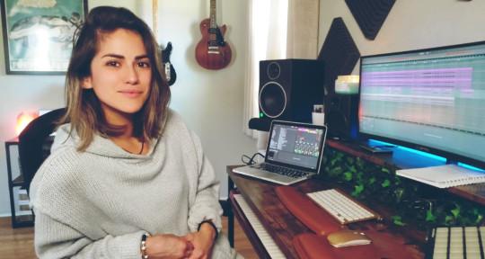 Music Producer/Mixing Engineer - Fabiola Cristina