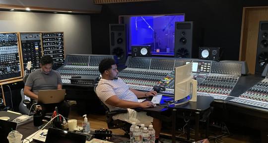 Music Producer, Mixing - Zomane