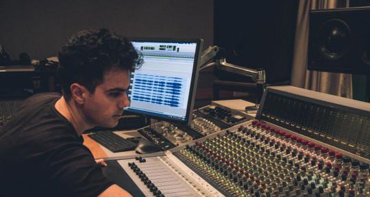 🌶 Mixer&Producer - Shahar -Introspection studio