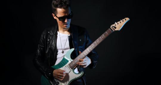 Session Guitarist, Singer, Rec - Robin Leeway