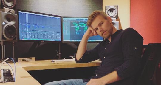 Mixing Engineer + Editing - Joachim Nordensson