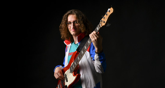 Session Bassist - Murphy Smith
