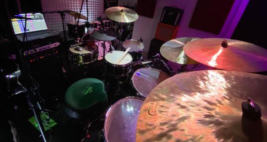 Remote Drum Tracks - Kent Aberle