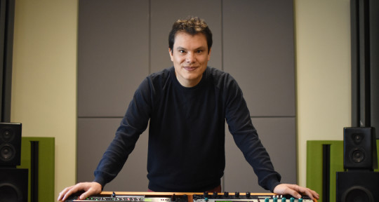 More than just audio mastering - Marcelo Navia