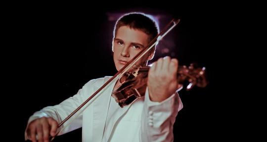 Session violinist / violist  - Djordje Milanovic