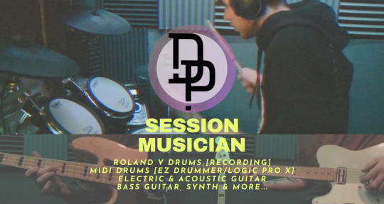 Multi-Instrumentalist  - Dylan Percy
