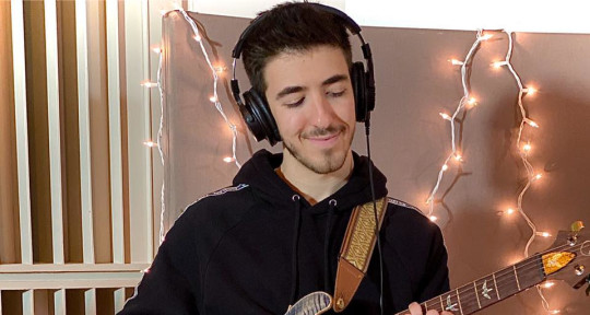 "Session Guitarist, Producer - Jack Siegel ""JackSiegz"""